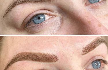 Carly Eyebrows