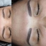 Eyebrow Transformation