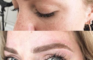 Natasha Eyebrows