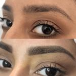 Filled Eyebrow