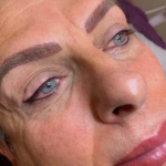 Transgender Client - Permanent Brows, Eyes & Lips