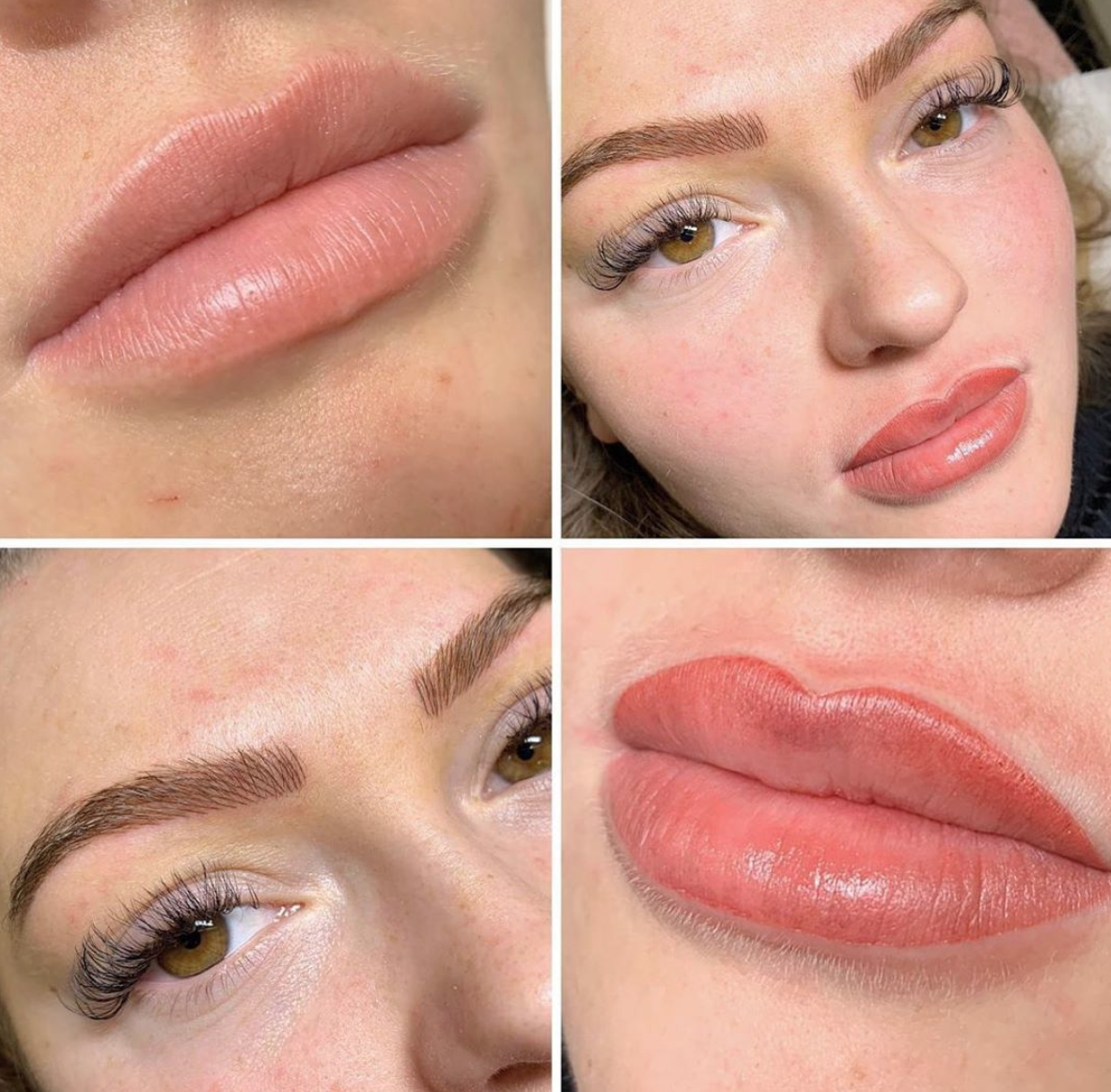 Carly Brows & Lips