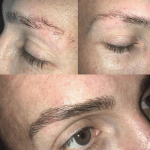 Tilly Eyebrows Male