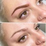 Soft Brown Eyebrows