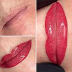 Permanent Lip Stain