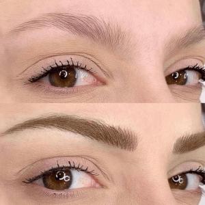 Digital Eyebrow Tattooing
