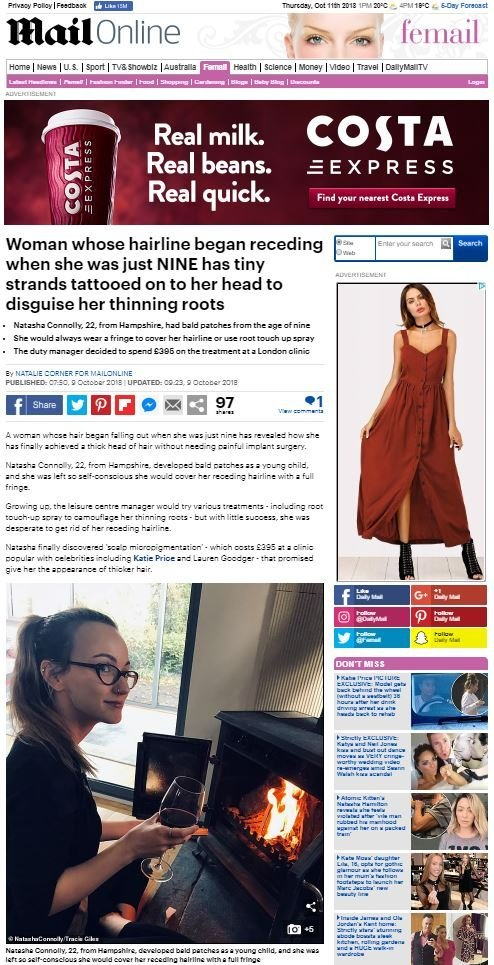 Daily Mail Femail