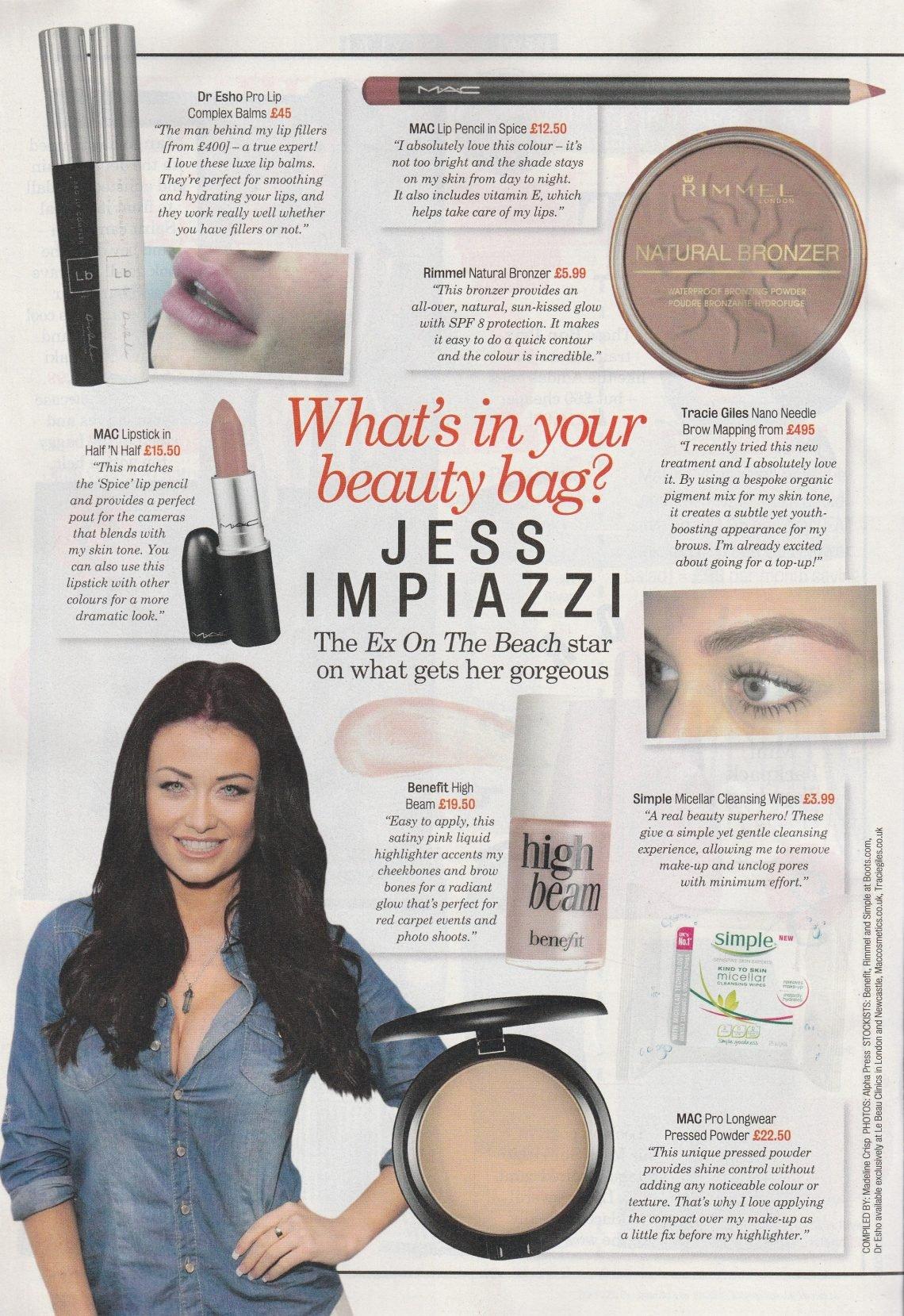 Jess Impiazzi Brows