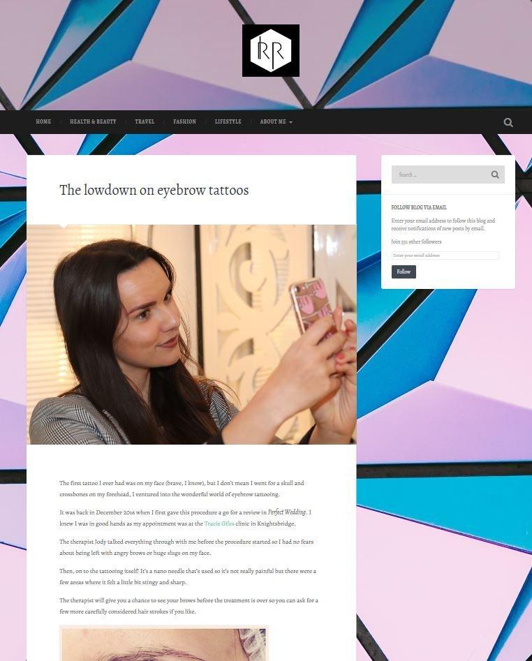 Rachel Avery Blog