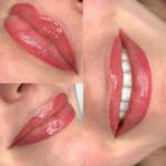 Abbie Lip Blushing