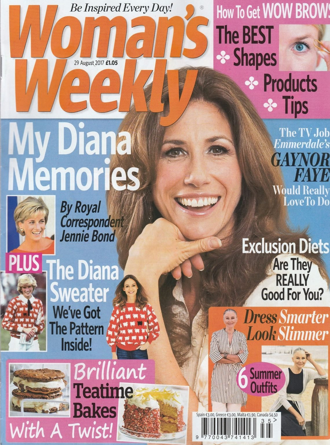 Womans Weekly Cover