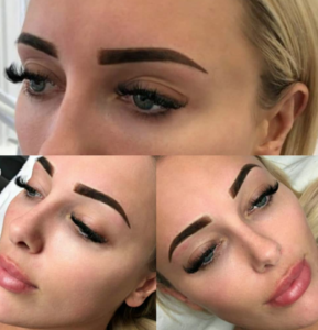 Amber Turner Eyebrows