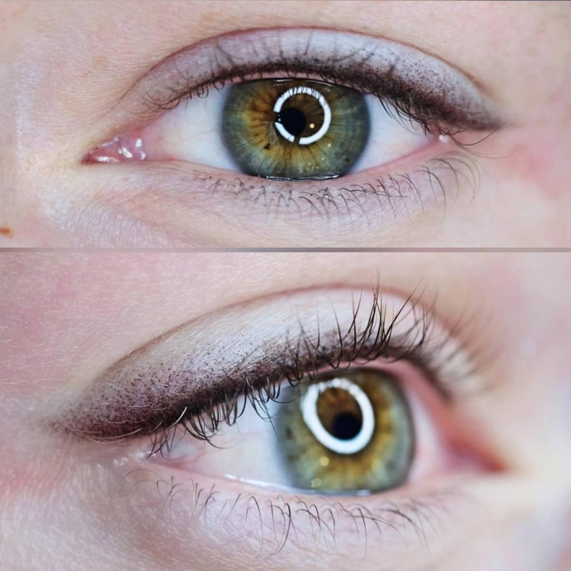 Whipshaded Eyeliner
