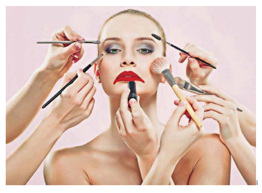 Daily Telegraph Beauty Industry COVID-19