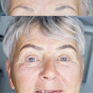 Covering Previous Permanent Makeup Successfully
