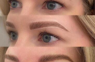 Laminated Brows