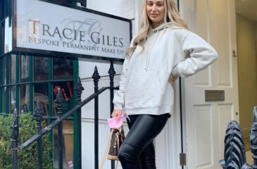 Rachel Fenton Tracie Giles