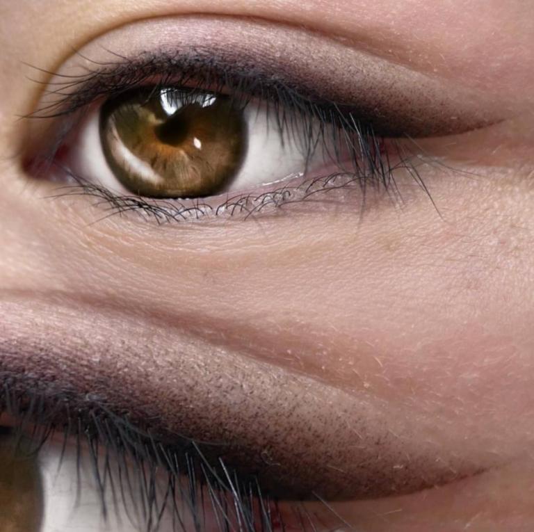 Shaded Eyeliner
