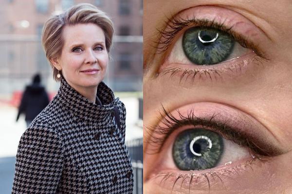 Cynthia Nixon Makeup