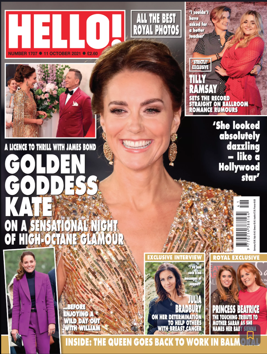 Hello Magazine Beauty